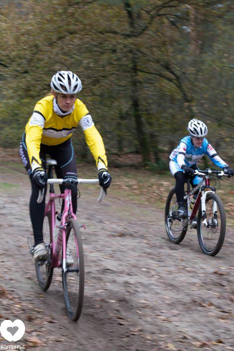 mountainbike clinic voor dames - Samen in beweging