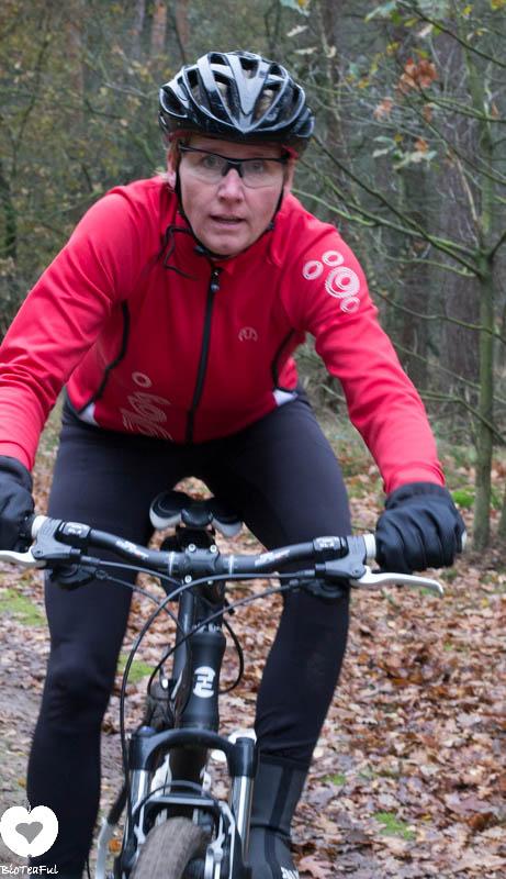 mountainbike clinic voor dames - In beweging