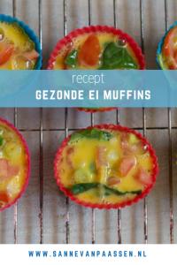 makkelijk recept ei muffins