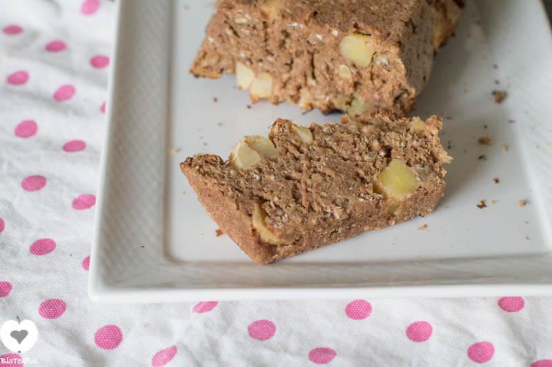 Recept: Gezonde Appel Kruidcake