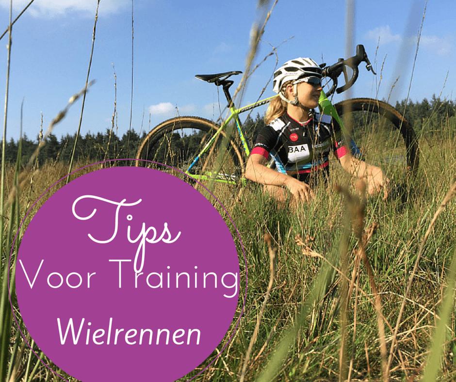 Vijf Training Tips voor wielrenners