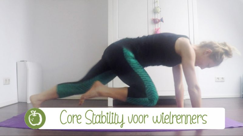 Core-stability voor wielrenners
