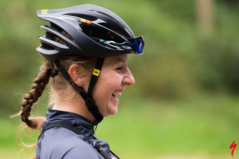 Mountainbike clinic voor bedrijven, FUN
