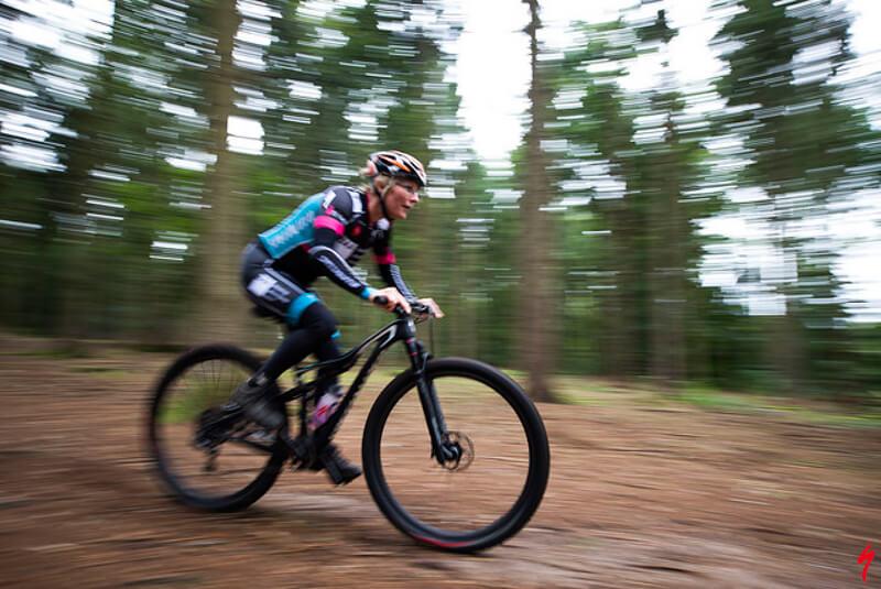 Mountainbike clinic voor bedrijven, motivaiton!