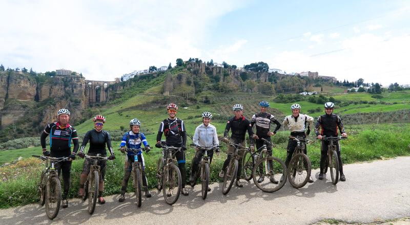 Bioteaful Pictures Mountainbike Vakantie Ronda