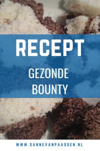 recept gezonde bounty