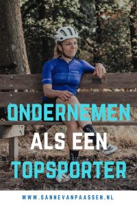 ondernemen is topsport