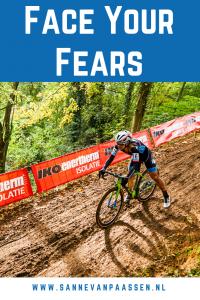Zenuwen tijdens het sporten, face your fears