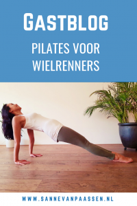 Pilates voor wielrenners Gastblog