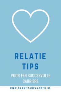 relatie tips ondernemerschap