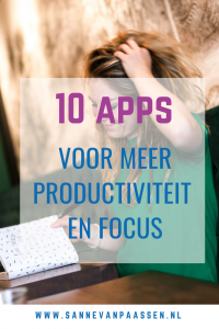 productiviteit apps