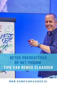 presentatie tips met remco claassen