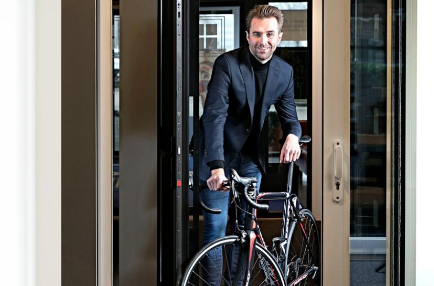 Interview met Dirk Bellemakers: van topsporter neer top ondernemer!