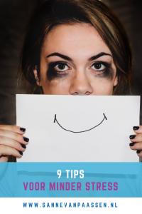 minder stress door deze tips