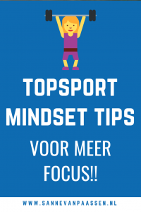 topsport mindset tips