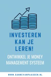 investeren kan je leren