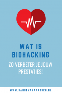 wat is biohacking
