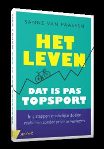 boek het leven dat is pas topsport
