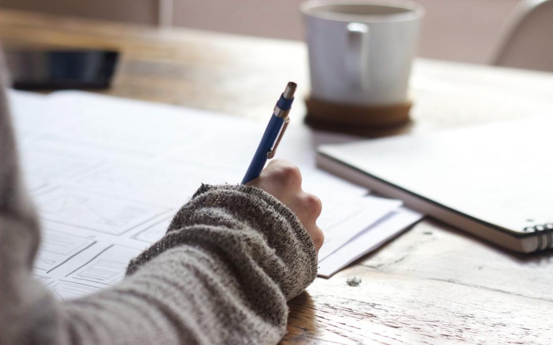 Journaling vragen