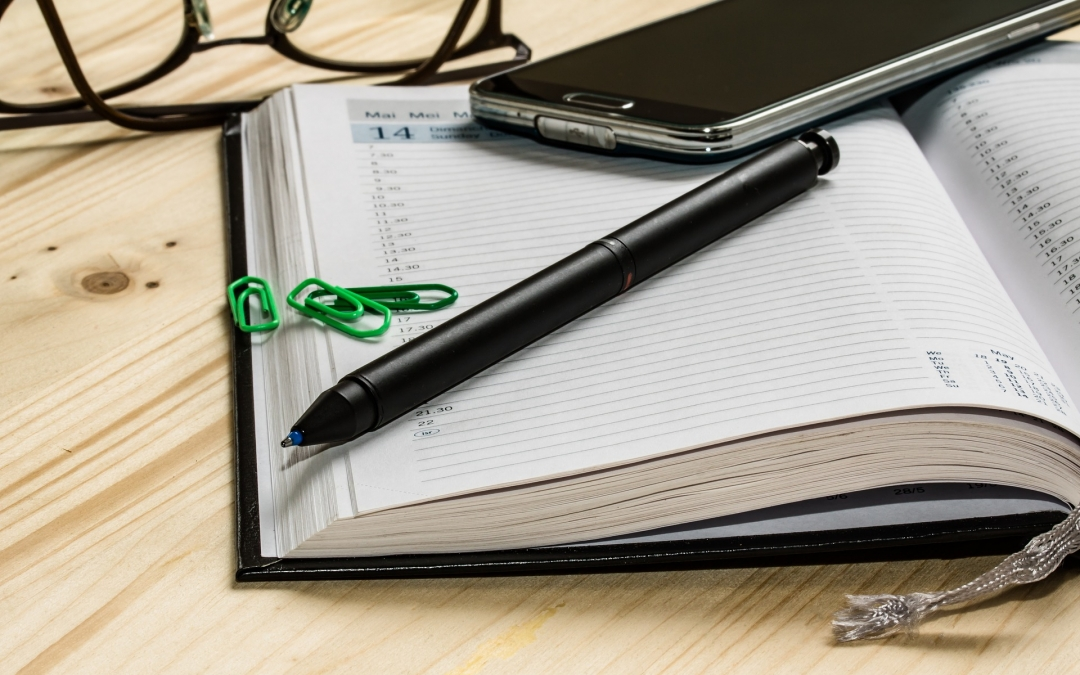 Oefening: plan je agenda (voor meer energie)