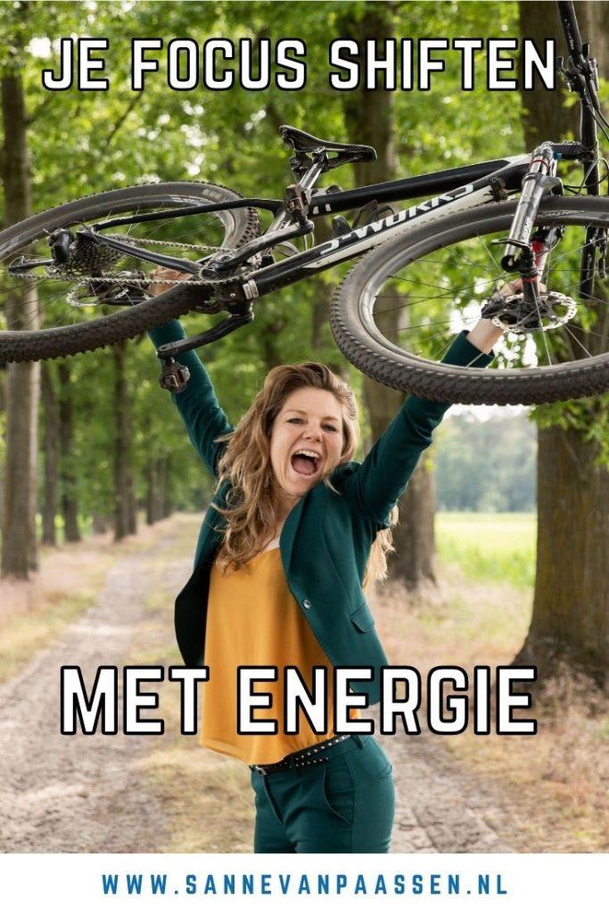 focus shiften met energie