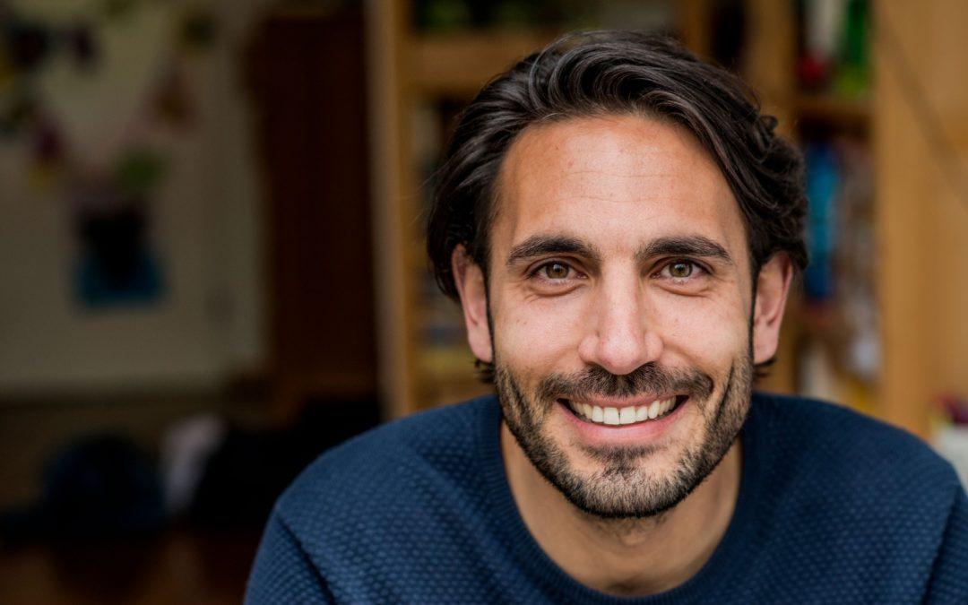 Intelligent bewegen – Interview met fabio d'agata