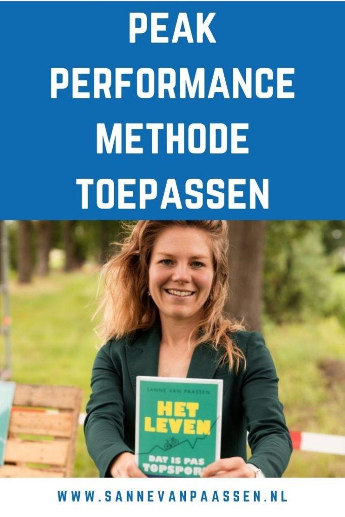 peakperformance methode