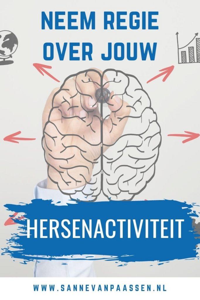 regie over hersenactiviteit