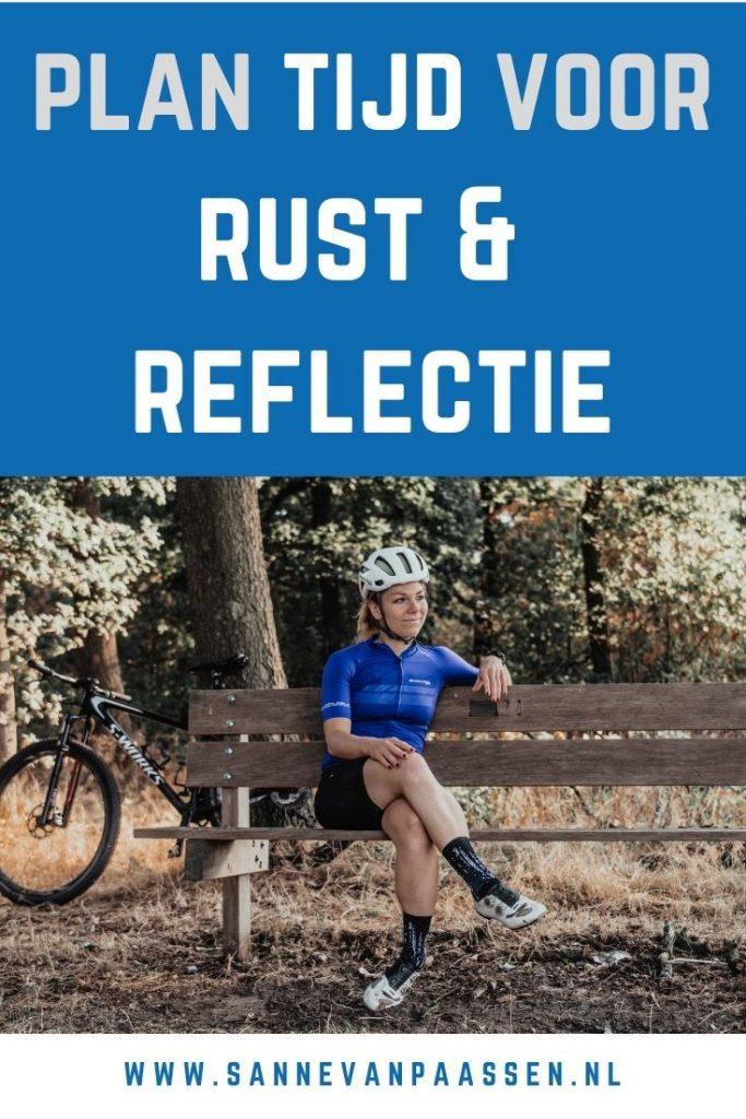 rust en reflectie