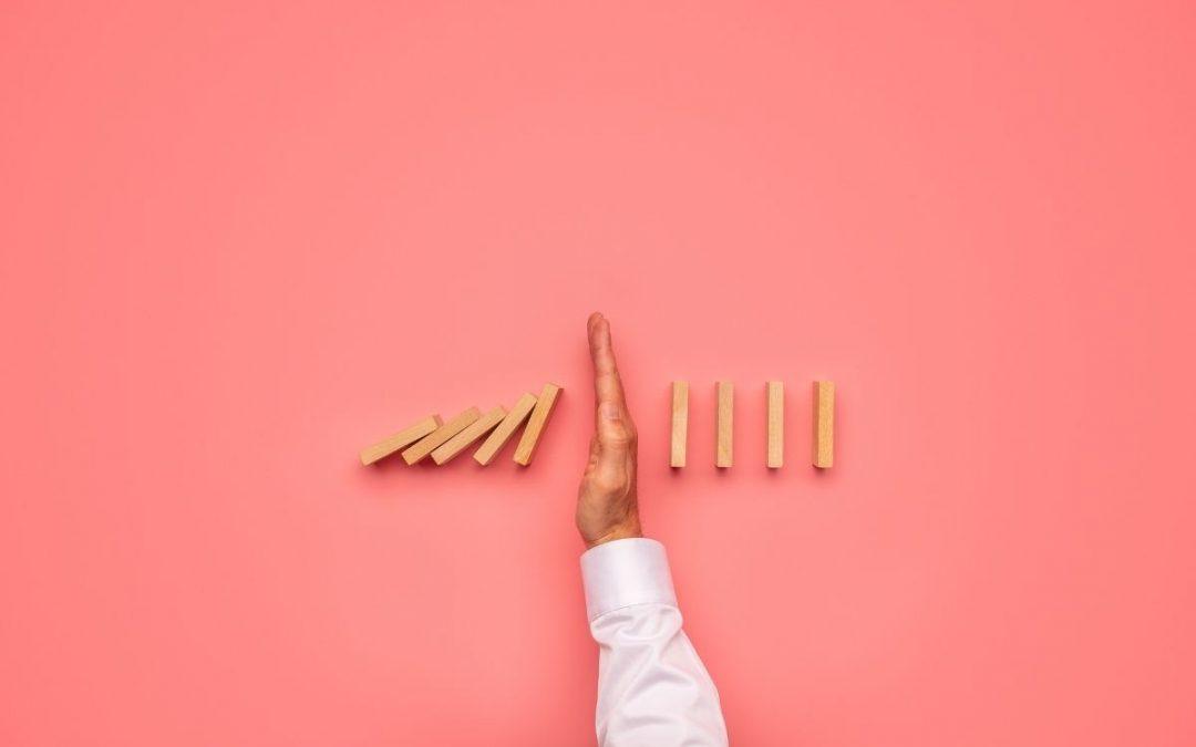 Stoppen is falen… of toch niet?