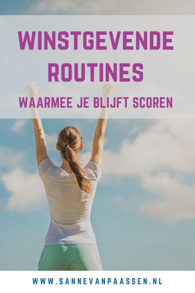 winstgevende routines
